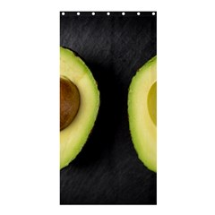 Fruit Avocado Shower Curtain 36  X 72  (stall)