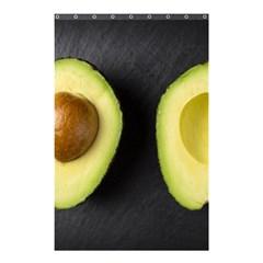 Fruit Avocado Shower Curtain 48  X 72  (small)