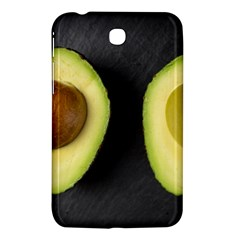 Fruit Avocado Samsung Galaxy Tab 3 (7 ) P3200 Hardshell Case