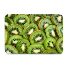 Sliced And Open Kiwi Fruit Plate Mats