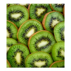 Sliced And Open Kiwi Fruit Shower Curtain 66  X 72  (large)  by goodart