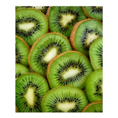 Sliced And Open Kiwi Fruit Shower Curtain 60  X 72  (medium)  by goodart