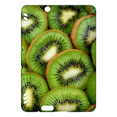 Sliced And Open Kiwi Fruit Kindle Fire Hdx Hardshell Case