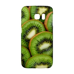 Sliced And Open Kiwi Fruit Galaxy S6 Edge