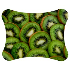 Sliced And Open Kiwi Fruit Jigsaw Puzzle Photo Stand (bow)