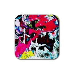 Buffulo Vision 1/1 Rubber Coaster (square)