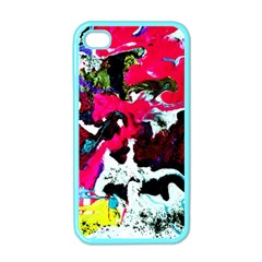 Buffulo Vision 1/1 Apple Iphone 4 Case (color)