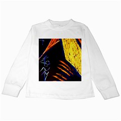 Cryptography Of The Planet 2 Kids Long Sleeve T Shirts