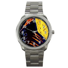 Cryptography Of The Planet 2 Sport Metal Watch