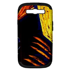 Cryptography Of The Planet 2 Samsung Galaxy S Iii Hardshell Case (pc+silicone)