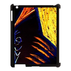 Cryptography Of The Planet 2 Apple Ipad 3/4 Case (black)