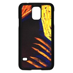 Cryptography Of The Planet 2 Samsung Galaxy S5 Case (black)