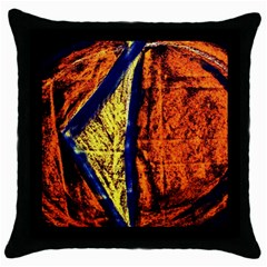 Cryptography Of The Planet 9 Throw Pillow Case (black)