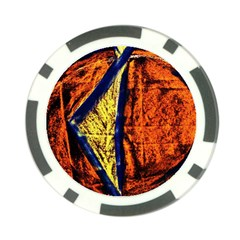 Cryptography Of The Planet 9 Poker Chip Card Guard