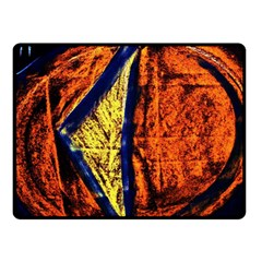 Cryptography Of The Planet 9 Fleece Blanket (small)