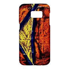 Cryptography Of The Planet 9 Samsung Galaxy S7 Hardshell Case