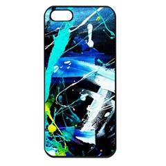 My Brain Reflecrion 1/1 Apple Iphone 5 Seamless Case (black)
