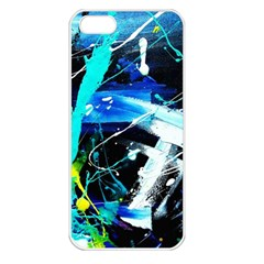My Brain Reflecrion 1/1 Apple Iphone 5 Seamless Case (white)