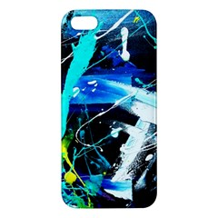 My Brain Reflecrion 1/1 Apple Iphone 5 Premium Hardshell Case