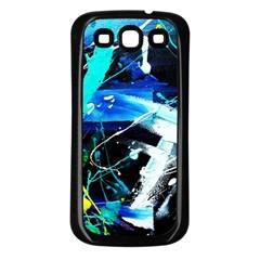 My Brain Reflecrion 1/1 Samsung Galaxy S3 Back Case (black)