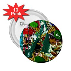 Oasis 2 25  Buttons (10 Pack)