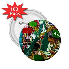 Oasis 2 25  Buttons (100 Pack)