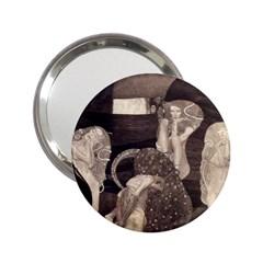 Jurisprudence   Gustav Klimt 2 25  Handbag Mirrors