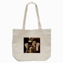 Jurisprudence   Gustav Klimt Tote Bag (cream)