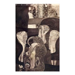 Jurisprudence   Gustav Klimt Shower Curtain 48  X 72  (small)