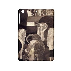 Jurisprudence   Gustav Klimt Ipad Mini 2 Hardshell Cases by Valentinaart