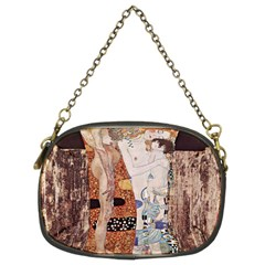 The Three Ages Of Woman  Gustav Klimt Chain Purses (two Sides)