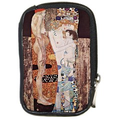 The Three Ages Of Woman  Gustav Klimt Compact Camera Cases