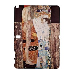 The Three Ages Of Woman  Gustav Klimt Galaxy Note 1 by Valentinaart