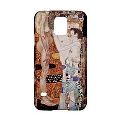 The Three Ages Of Woman  Gustav Klimt Samsung Galaxy S5 Hardshell Case