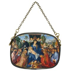 Feast Of The Rosary   Albrecht D¨1rer Chain Purses (one Side)