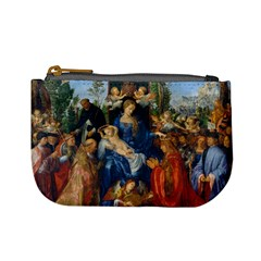 Feast Of The Rosary   Albrecht D¨1rer Mini Coin Purses