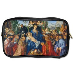 Feast Of The Rosary   Albrecht D¨1rer Toiletries Bags