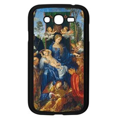 Feast Of The Rosary   Albrecht D¨1rer Samsung Galaxy Grand Duos I9082 Case (black)