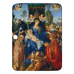 Feast Of The Rosary   Albrecht D¨1rer Samsung Galaxy Tab 3 (10 1 ) P5200 Hardshell Case
