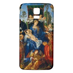 Feast Of The Rosary   Albrecht D¨1rer Samsung Galaxy S5 Back Case (white)