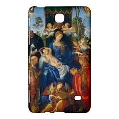 Feast Of The Rosary   Albrecht Dürer Samsung Galaxy Tab 4 (8 ) Hardshell Case  by Valentinaart