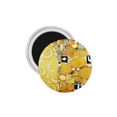 The Embrace   Gustav Klimt 1 75  Magnets