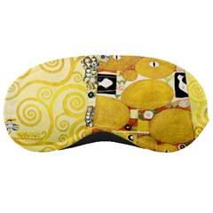 The Embrace   Gustav Klimt Sleeping Masks by Valentinaart