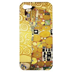The Embrace   Gustav Klimt Apple Iphone 5 Hardshell Case