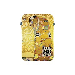 The Embrace   Gustav Klimt Apple Ipad Mini Protective Soft Cases by Valentinaart