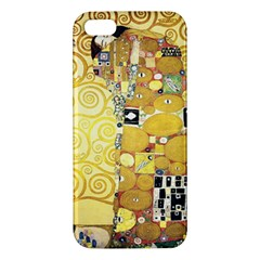 The Embrace   Gustav Klimt Iphone 5s/ Se Premium Hardshell Case