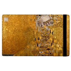 Adele Bloch Bauer I   Gustav Klimt Apple Ipad 2 Flip Case