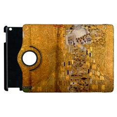 Adele Bloch Bauer I   Gustav Klimt Apple Ipad 2 Flip 360 Case