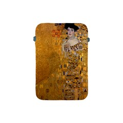 Adele Bloch Bauer I   Gustav Klimt Apple Ipad Mini Protective Soft Cases by Valentinaart