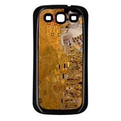 Adele Bloch Bauer I   Gustav Klimt Samsung Galaxy S3 Back Case (black)